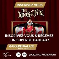 Golden Palace Casino: Jouez en sécurité Screenshot