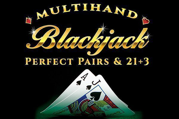 Multihand Blackjack Perfect Pairs and 21+3