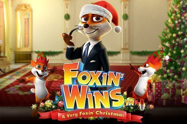Foxin' Wins Christmas