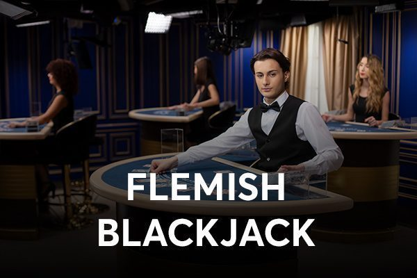 Live Flemish Blackjack