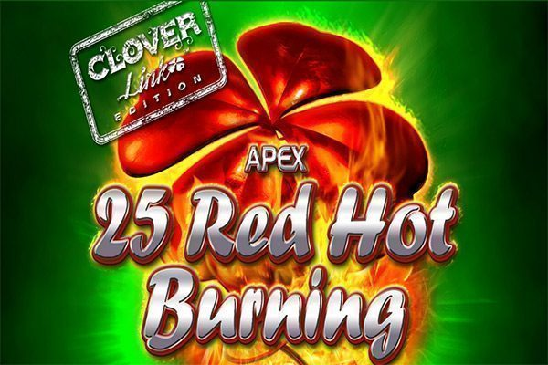 25 Red Hot Burning Clover Link