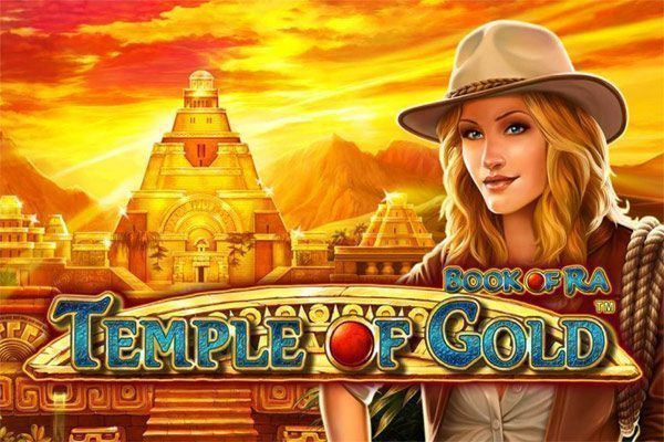 Book of Ra Temple of Gold