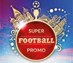 Super football promo: win a dual football package for Russia!