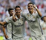 Return nearly €170 with a triumph of Real Madrid in La Liga!