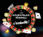 Temporary closure of your Casino Golden Palace Péruwelz