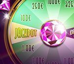 Incredible luck for rimas6, who won the stake-tied jackpot on Diamond Double Wheel not just once, but twice in a row!