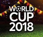 Watch the playoffs of the World Cup in your favourite Golden Palace Casino