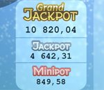 4 jackpot winners in 4 days!