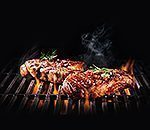 Enjoy the delicious barbecue buffet at Golden Palace Casino Charleroi