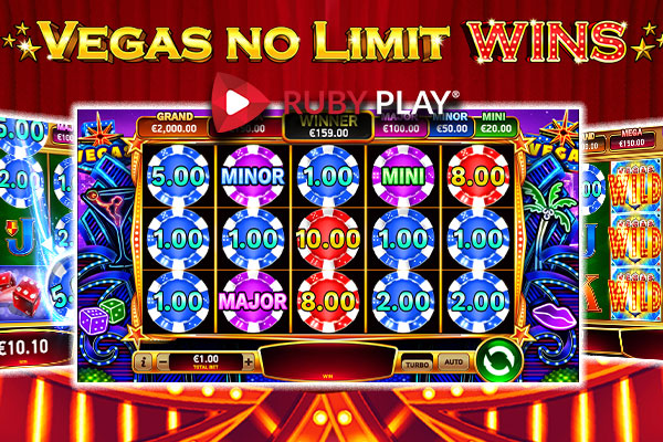 Play Vegas No Limit Wins, win more Golden Points!