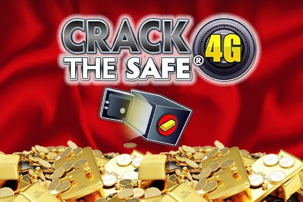 Mystery Games are ripe for the taking in Crack the Safe 4G!