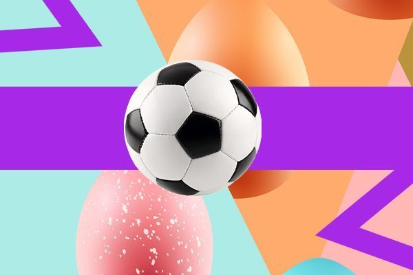 All eyes on football this Golden Easter weekend!