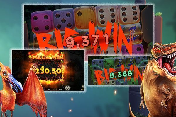 Choose your own volatility with our dice slots of the month!