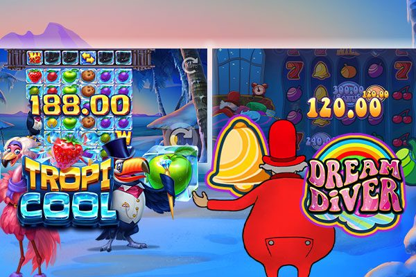 Win daily prizes with our new tournament games
