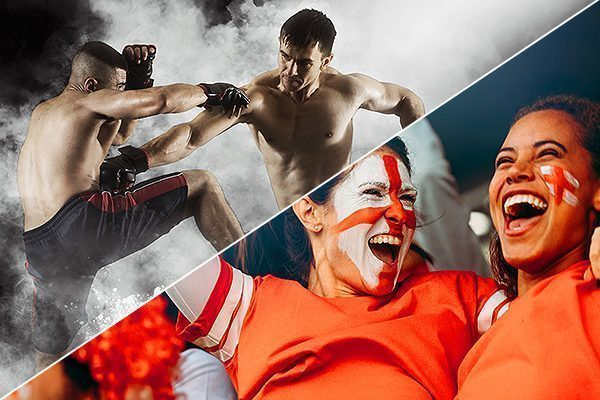Sports weekend: Premier League and UFC Fight Night