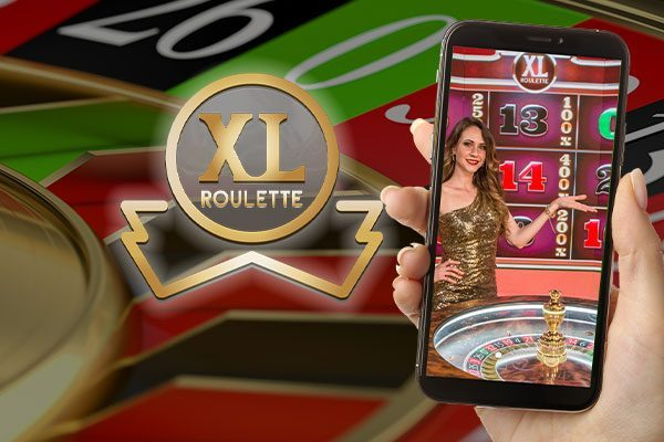 Discover XL Roulette, our mobile-exclusive live roulette game!