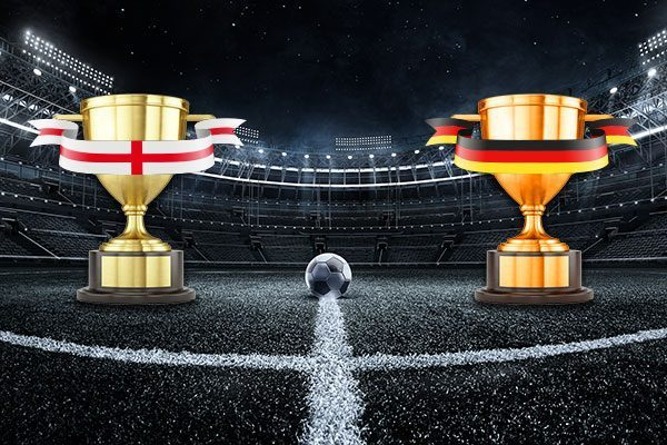 Cup finals: Germany and England