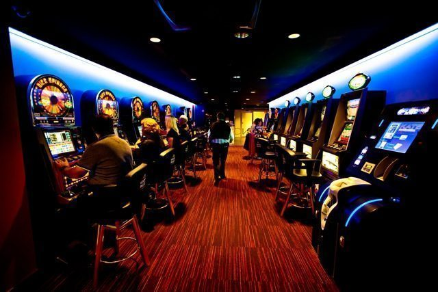 golden palace casino blankenberge
