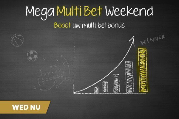 Mega Multi Bet-weekend
