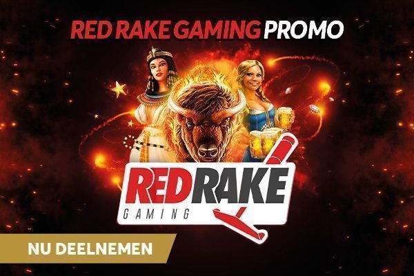 Red Rake Gaming Promo