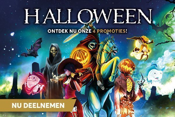 Halloween-promoties