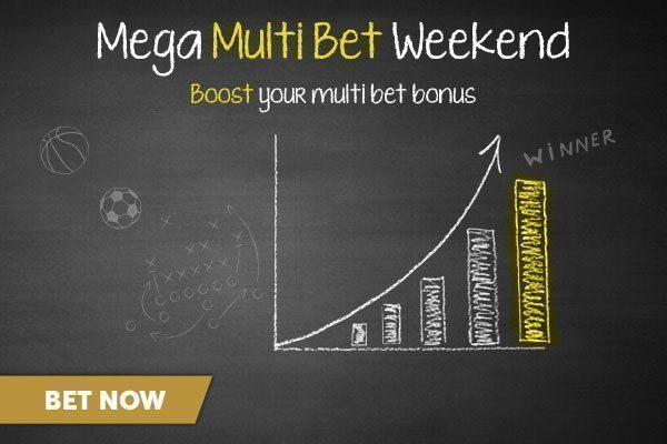 Mega Multi Bet Weekend