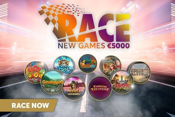 €5,000 New Game Race