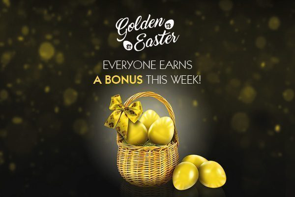 Golden Easter - Week 3
