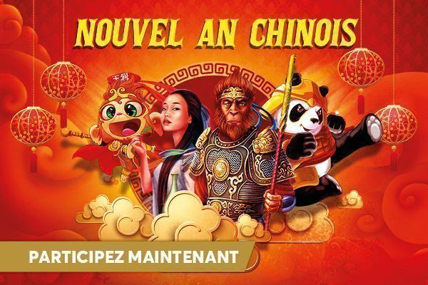 Promo Nouvel An chinois
