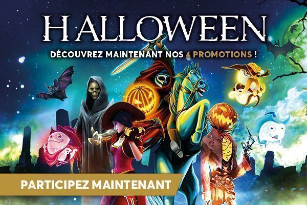 Promotions Halloween