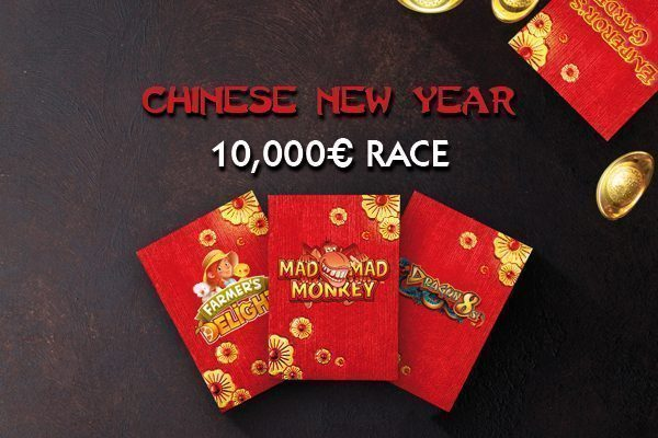 Chinese New Year - €10,00 Race