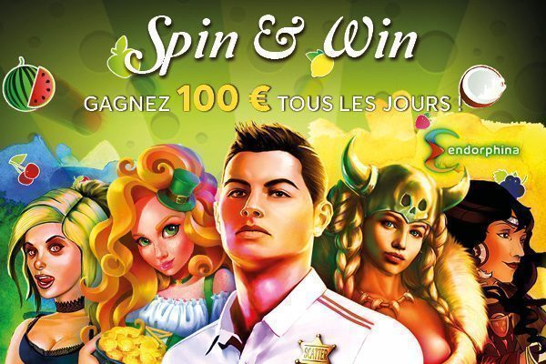 Spin & Win