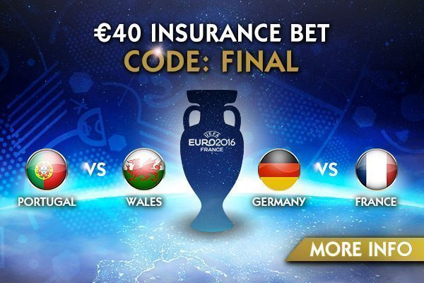 Insurance bet semi-finals and final