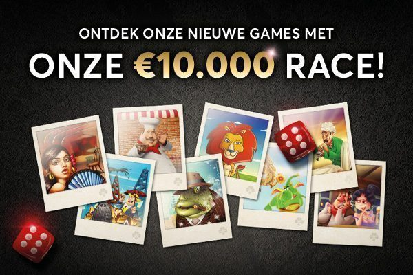 €10.000 Casinorace