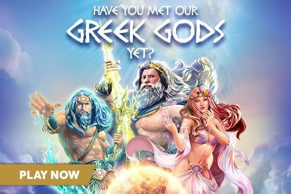Challenge our Greek gods!
