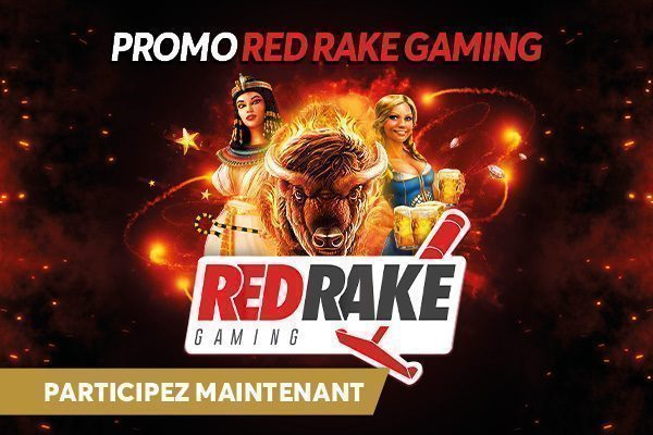 Promo Red Rake Gaming