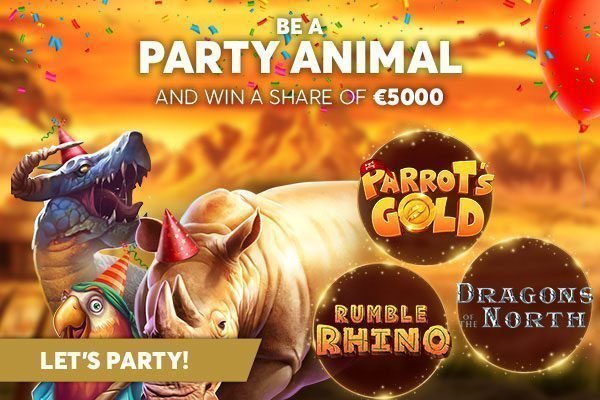 Party Animals Promo
