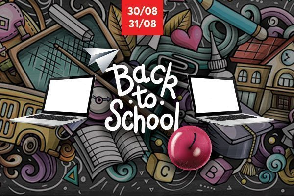 Back to School   10 laptops to be won!