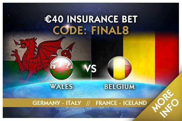Insurance bet quarter finals
