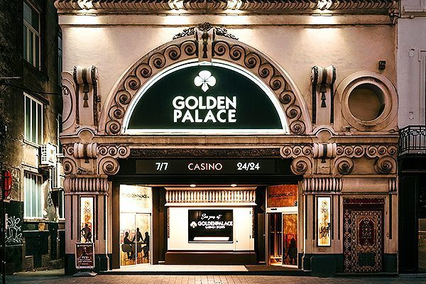 Golden Palace Munt